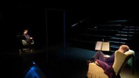 Axel-Nathaniel Rose and Rowan Yeomans in Kaleidoscope