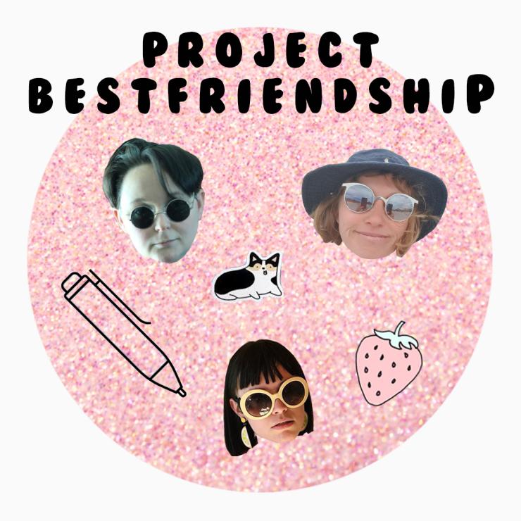 project bestfriendship